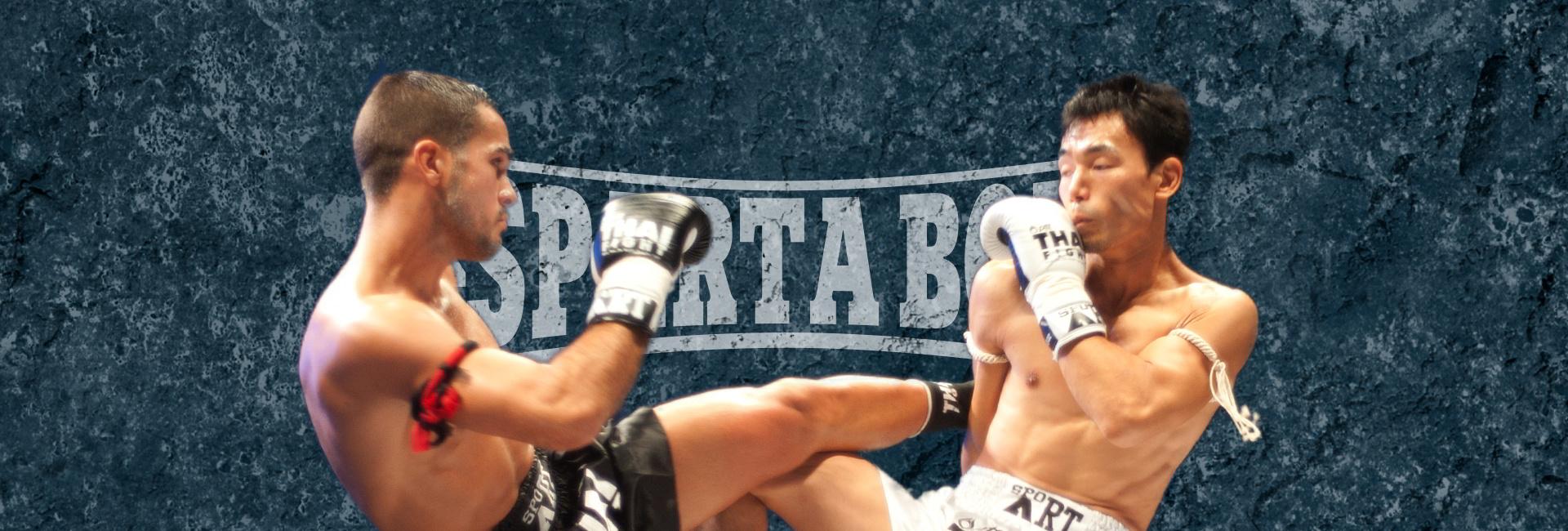 SpartaBox: Тайский бокс