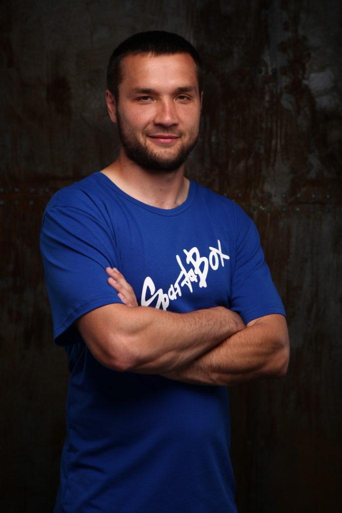 Коряжмин Антон