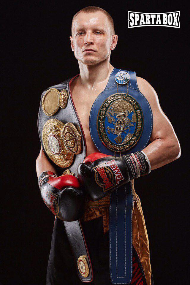Ефимович Олег Владимирович - тренер по боксу в Spartabox