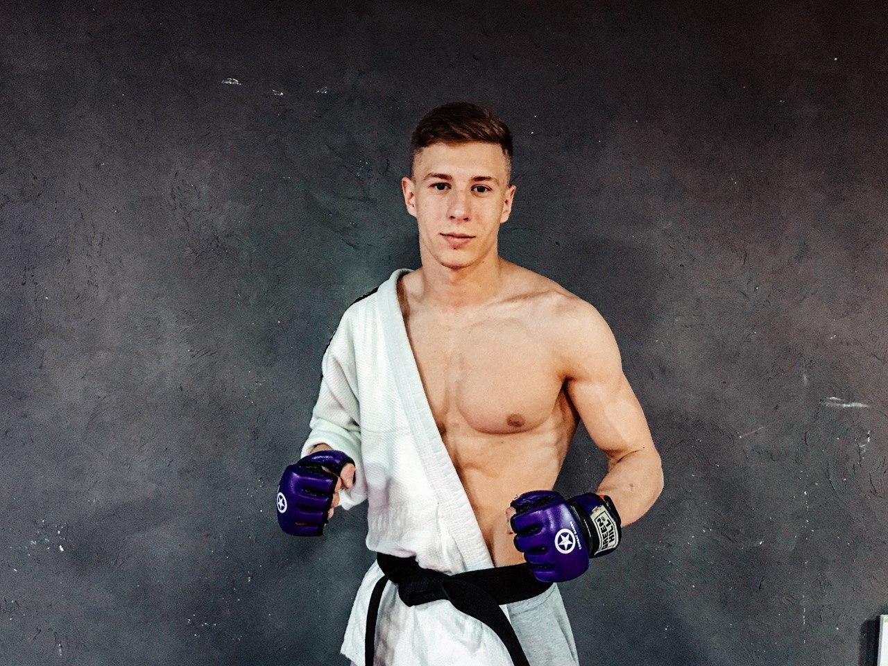 Лысенко Никита - тренер Spartabox по ММА